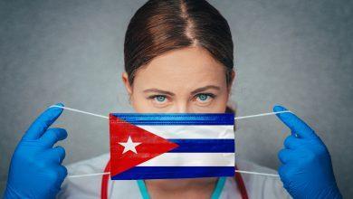 Cuban healthcare professionals