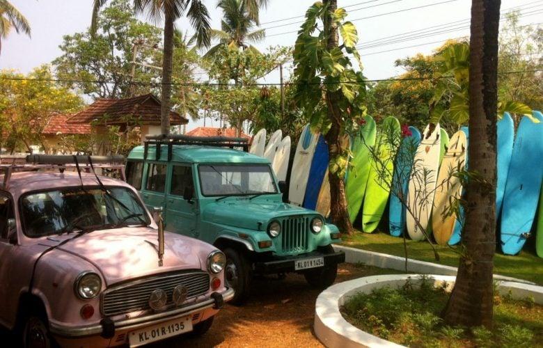 Soul & Surf, Kerala