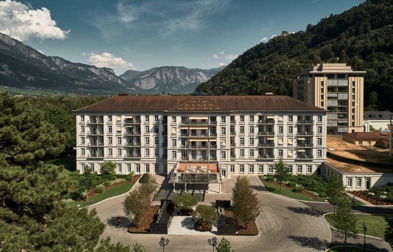 bad ragaz - swiss medical tourism - medical spa luxury