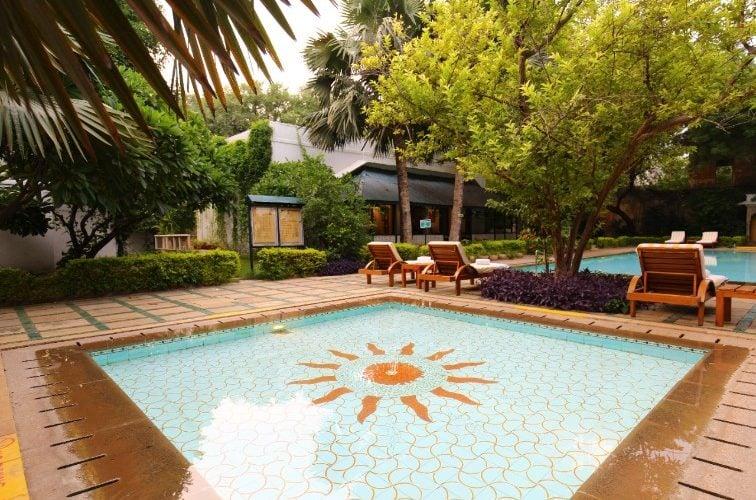 Taj ushra india wellness tourism