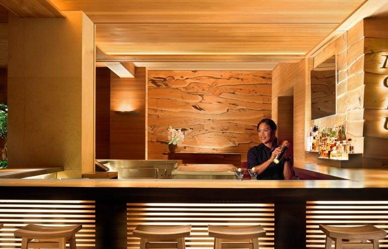 Four Seasons - Nobu Hawaii Lanai - Wellness Retreat