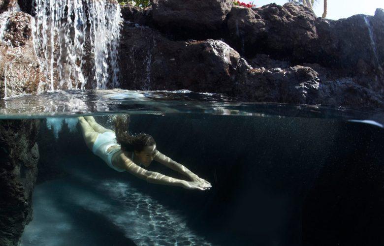 Four seasons pool - Wellness Retreat - Hawaii
