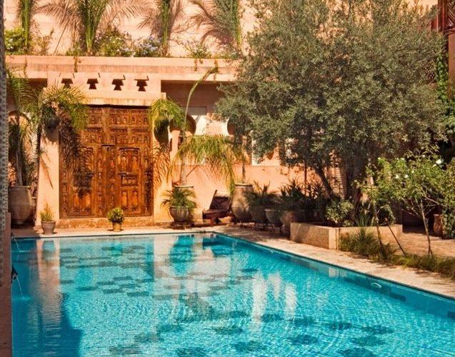 Marrakech wellness break in authentic riad