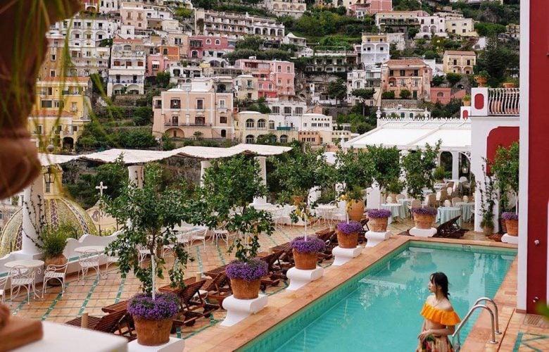 Le Sirenuse - Italian Luxury Retreat - Mo Mo Shi