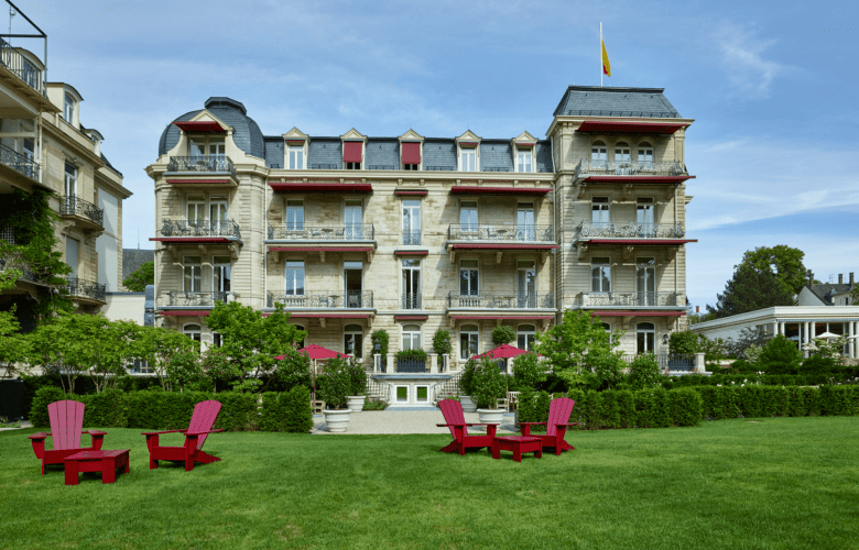 Villa Stéphanie destination wellness retreat - health tourism - Germany