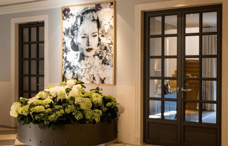 Villa Stéphanie destination wellness retreat - medical tourism Germany