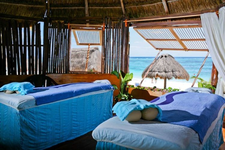 Akumal Bay Beach Resort Mexico Wellness Retreat