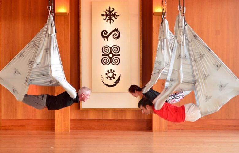 Yoga holiday in Hawaii