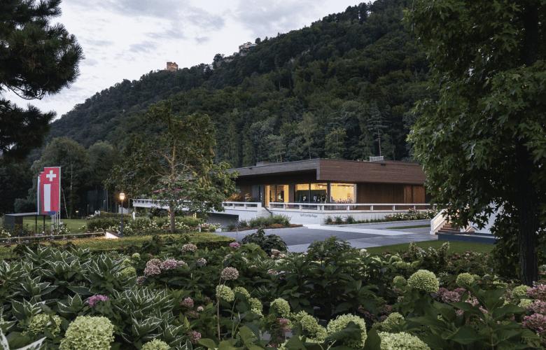 Luxury wellness switzerland