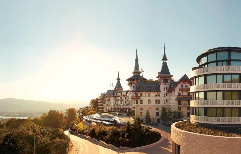 Dolder Grand Luxury Hotel Spa Zurich