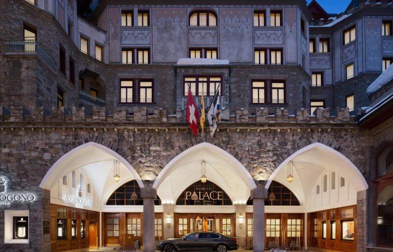 Luxury wellness break in Switzerland