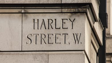 London private hospitals harley street