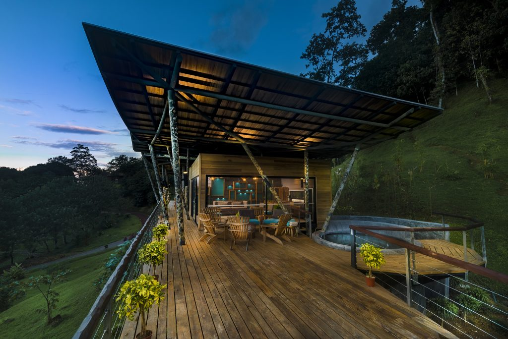 Sustainable ecotourism in Costa Rica