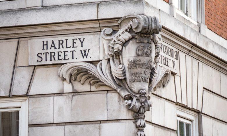 Harley Street London Doctors