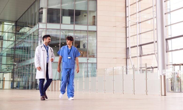Private hospital london